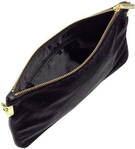 H&m Clutch Bag in Black