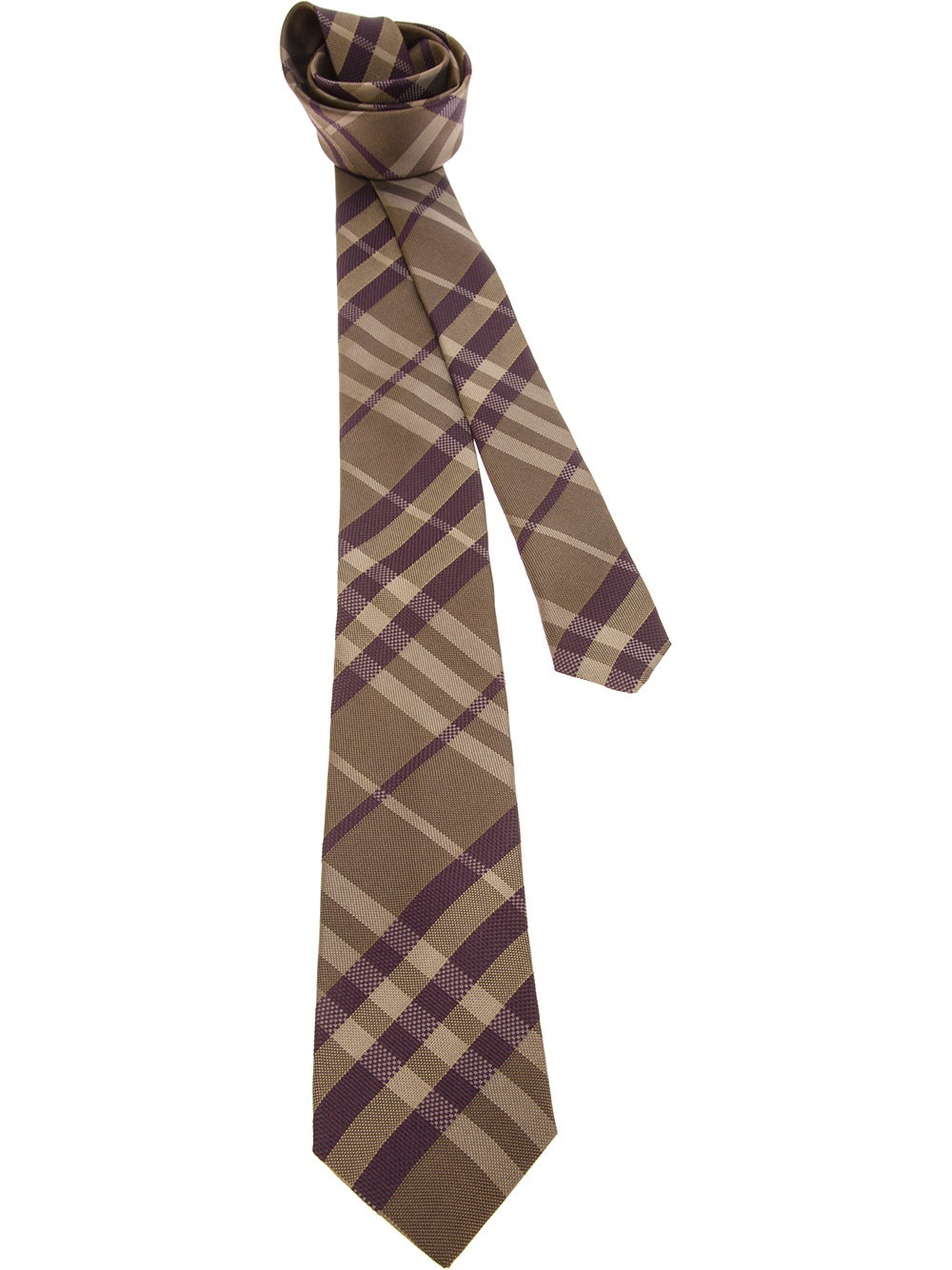 22f4334b5 ... sale lyst burberry tie in natural for men 0567f c1106 ...