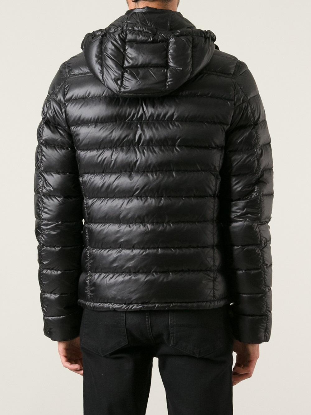 Duvetica Padded Jacket in Black for Men