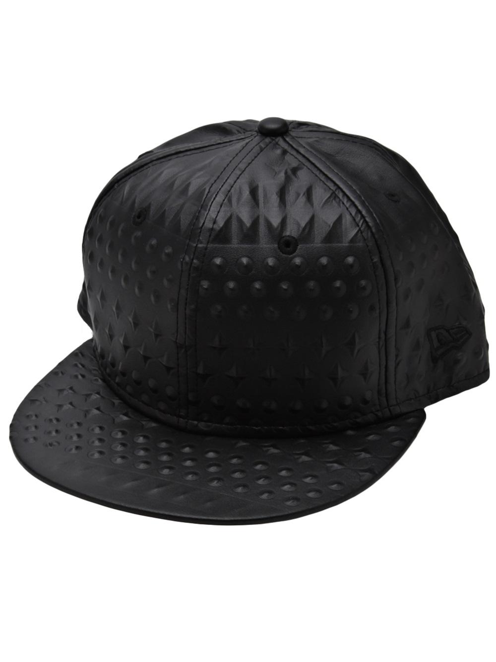 Lyst Juun J Flat Bill Hat In Black For Men