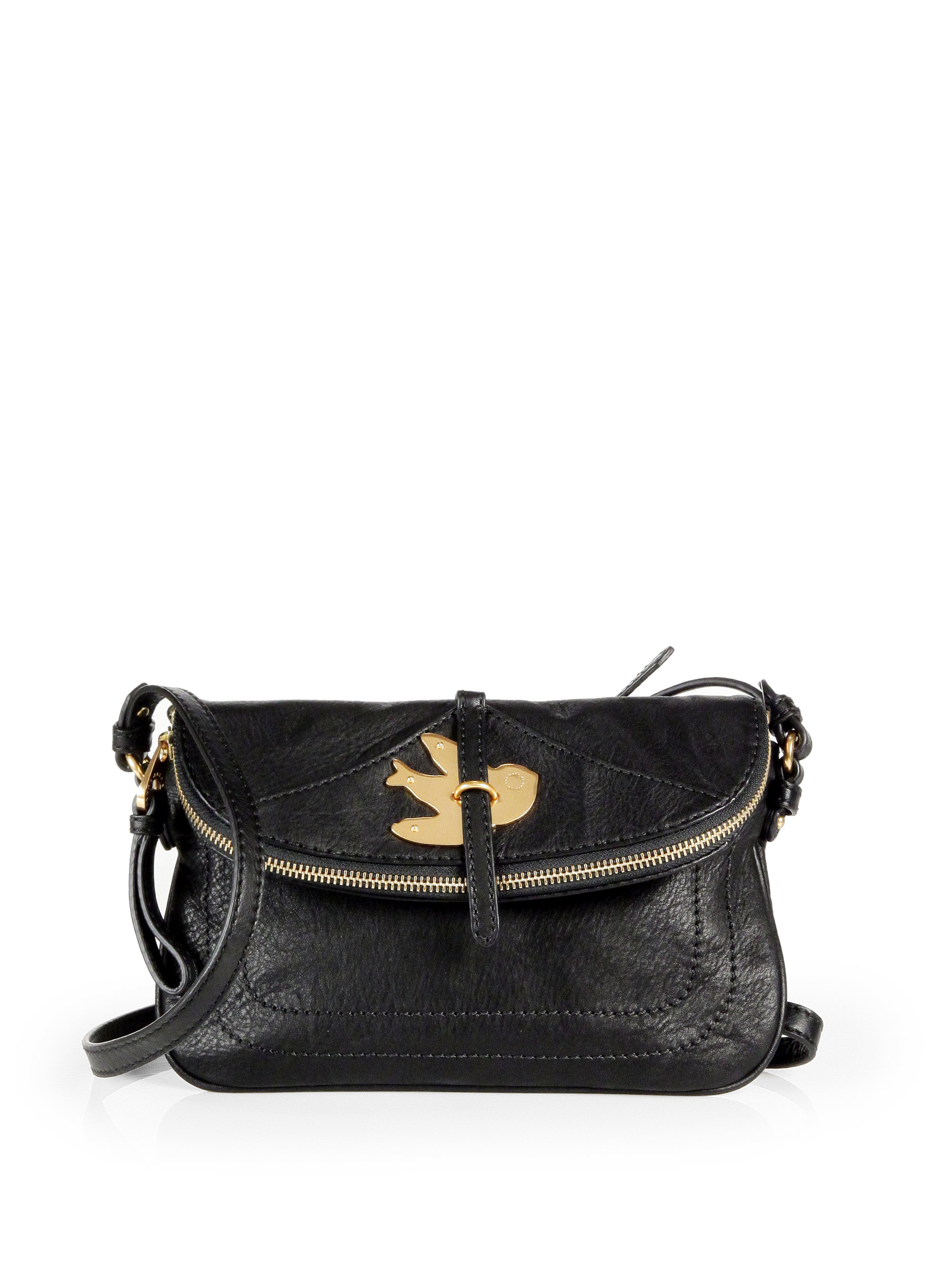 Lyst - Marc By Marc Jacobs Petal To The Metal Percy Bird Leather ... 4dc29bddb0c3