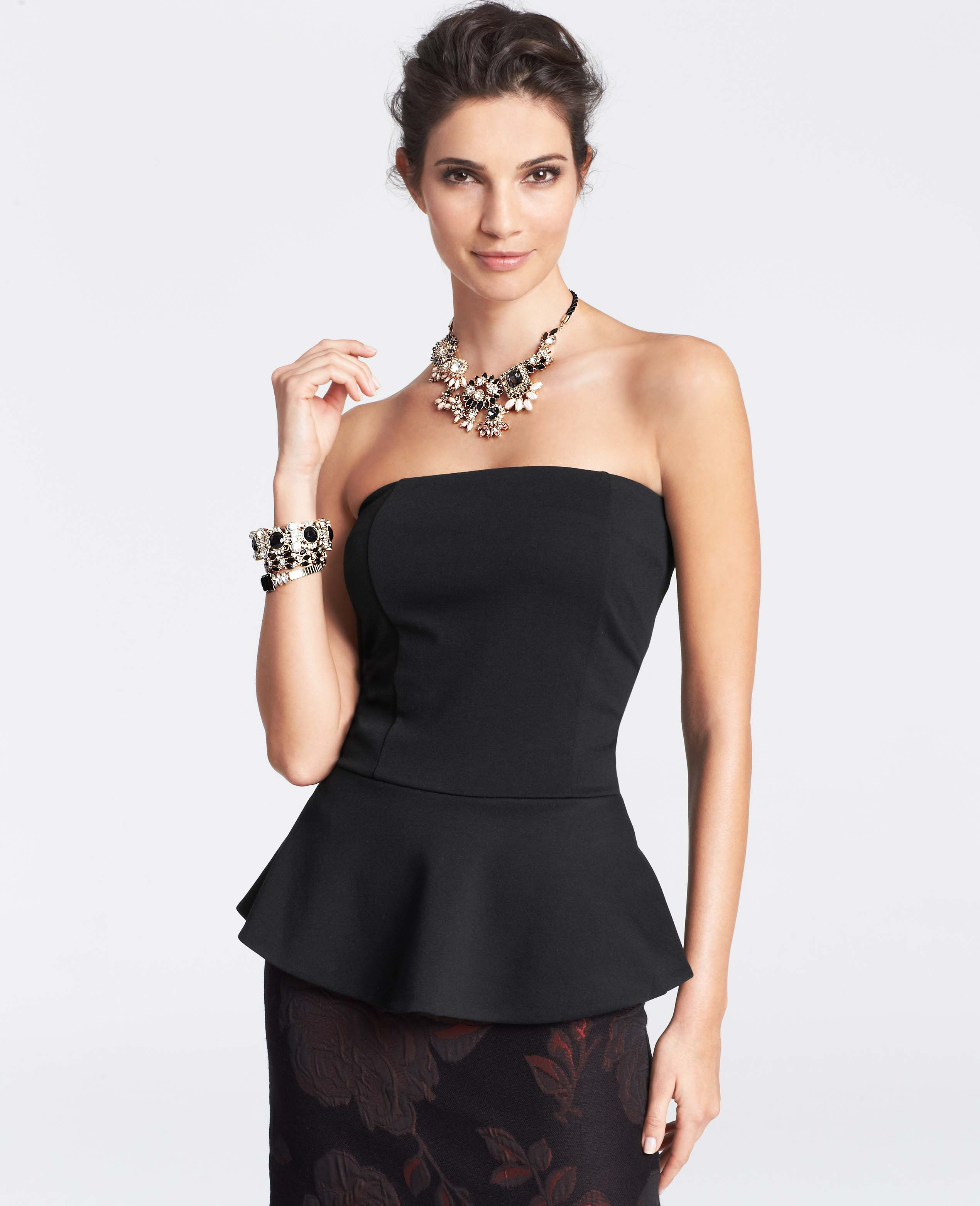 Peplum Tank Tops. Showing 48 of results that match your query. Search Product Result. Women's Plus Size Short Sleeves Knot Front Peplum Top Black 2X. Reduced Price. Product Image. City Chic Plus Size Mint Strapless Peplum Top XXLW. Product Image. Price $ Product Title.