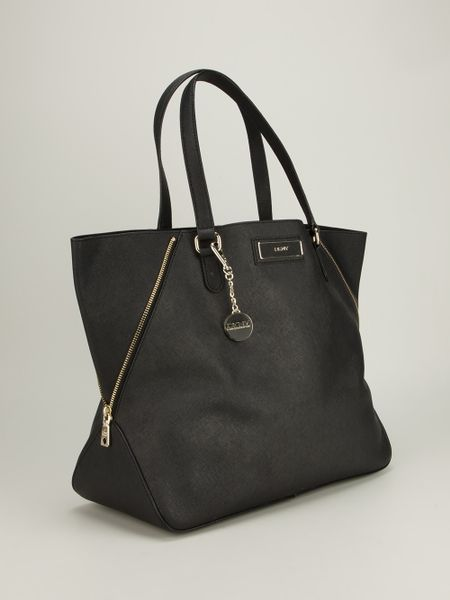 Black Tote Bag Dkny Tote Bag in Black