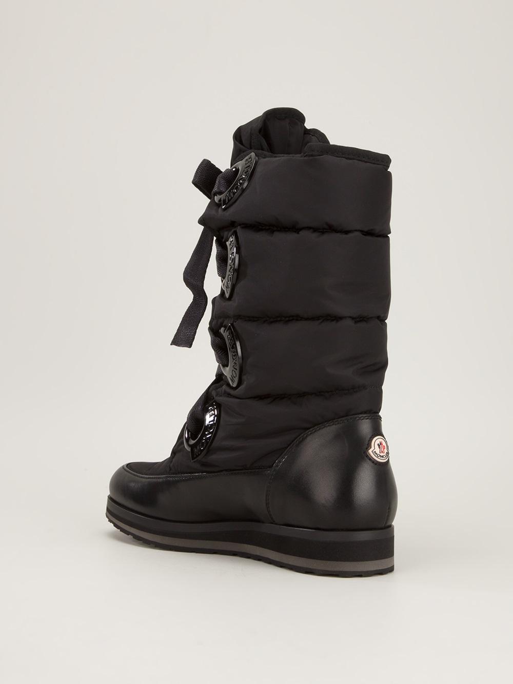 buty śniegowce moncler
