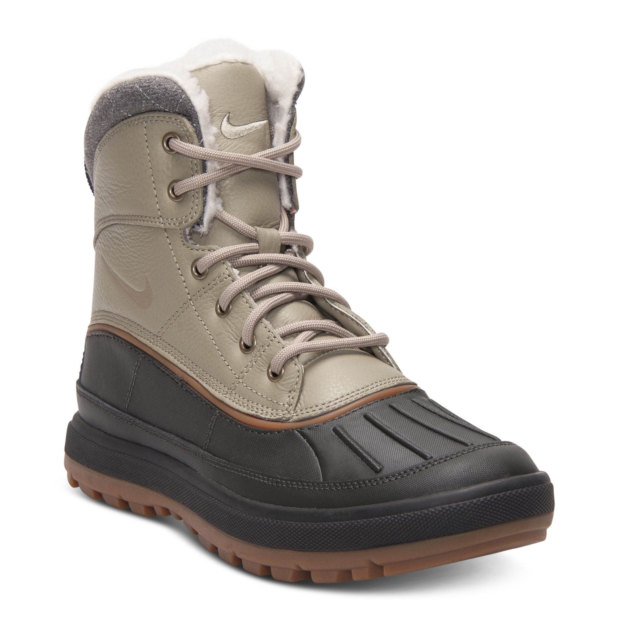 Men Black For Outdoor Woodside Boots Nike Lyst In Ii q18FCCw