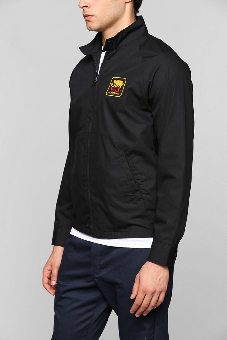 It is a photo of Ambitious Starter Black Label Jacket Urban Outfitters
