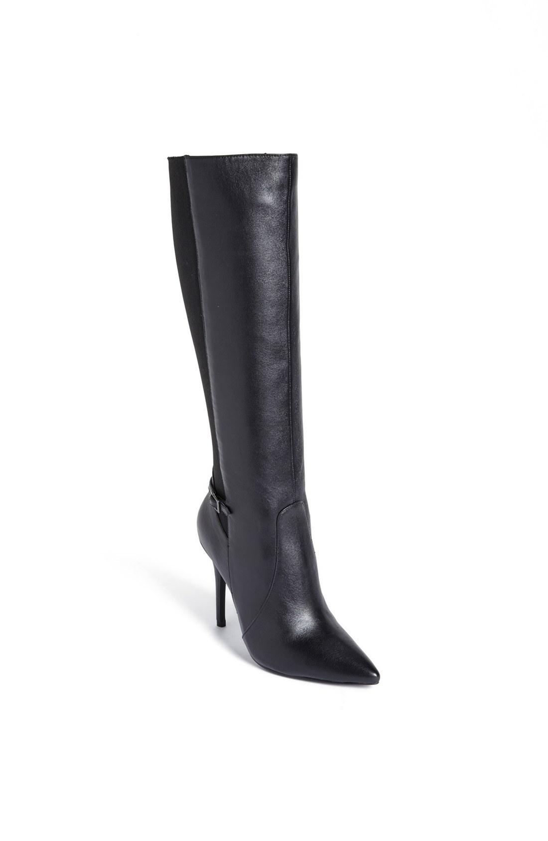 charles by charles david peppy boot in black black