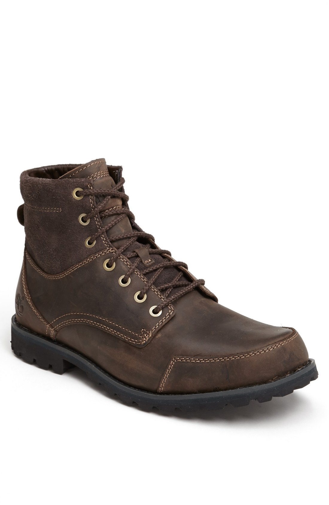 timberland earthkeepers rugged boot in brown for