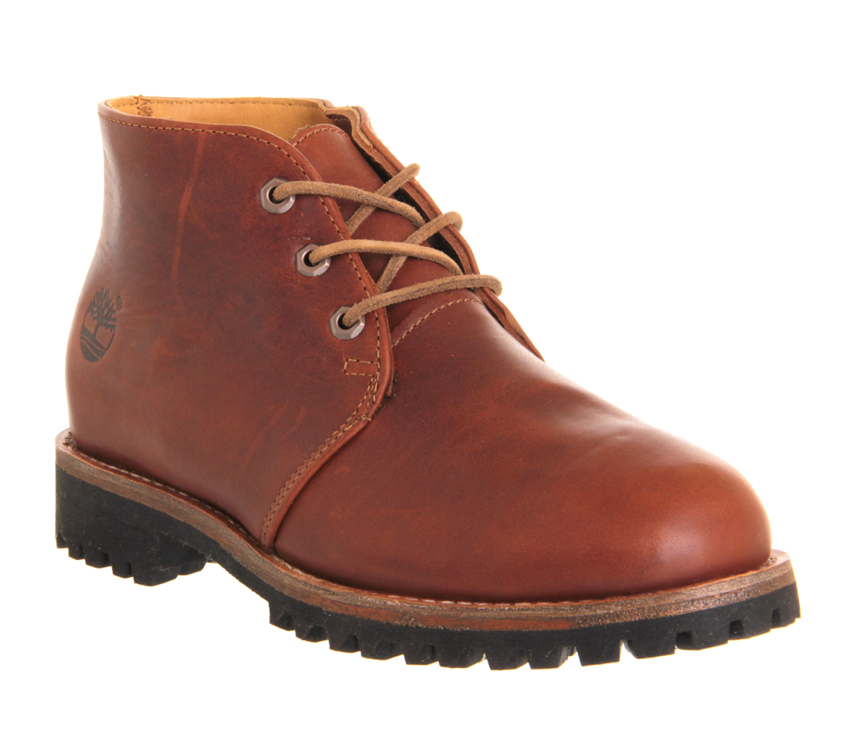 Timberland Chukka Boots in Red for Men | Lyst