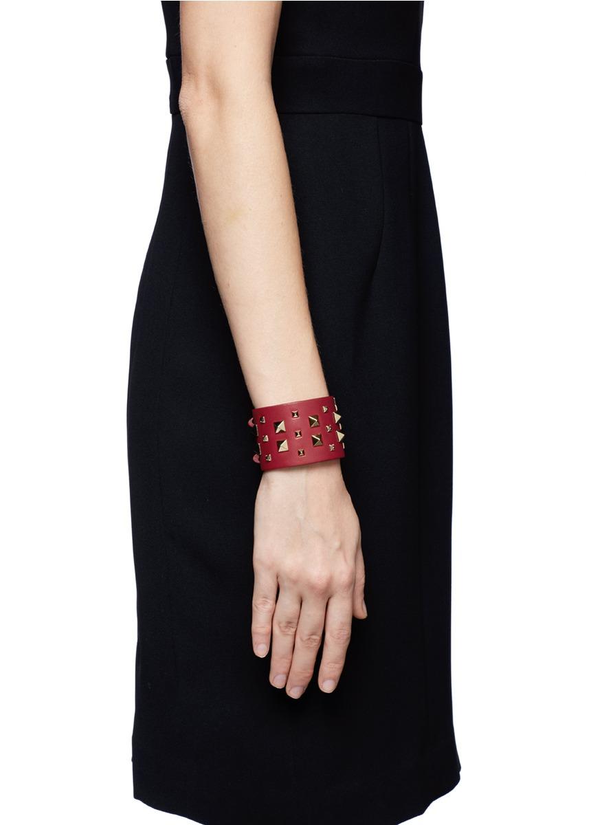 Valentino Stud Bracelet
