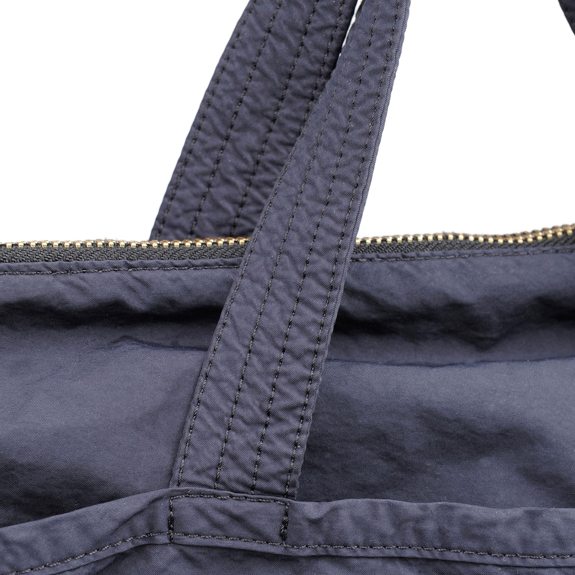 Aspesi Shopper Mod Bb21 In Poliestere Tinto Capo In Blue