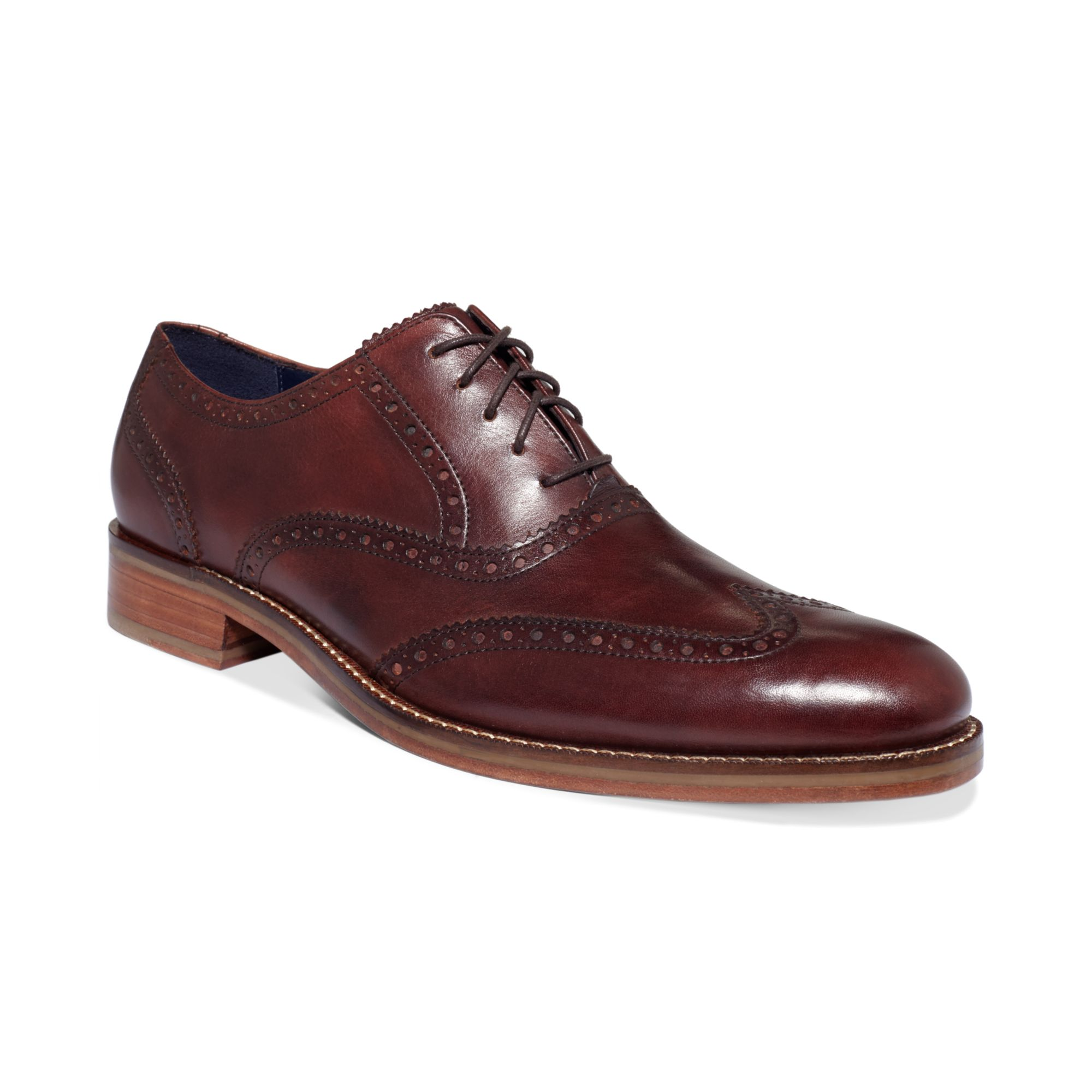 Cole Haan Air Madison Wingtip Oxfords