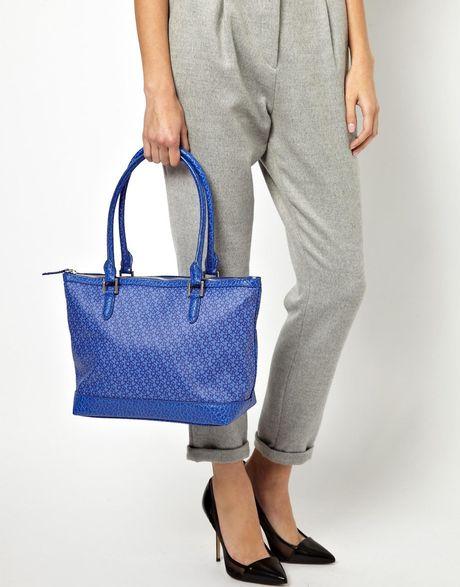 Dkny Bags Black Bag in Blue 420blue Dkny