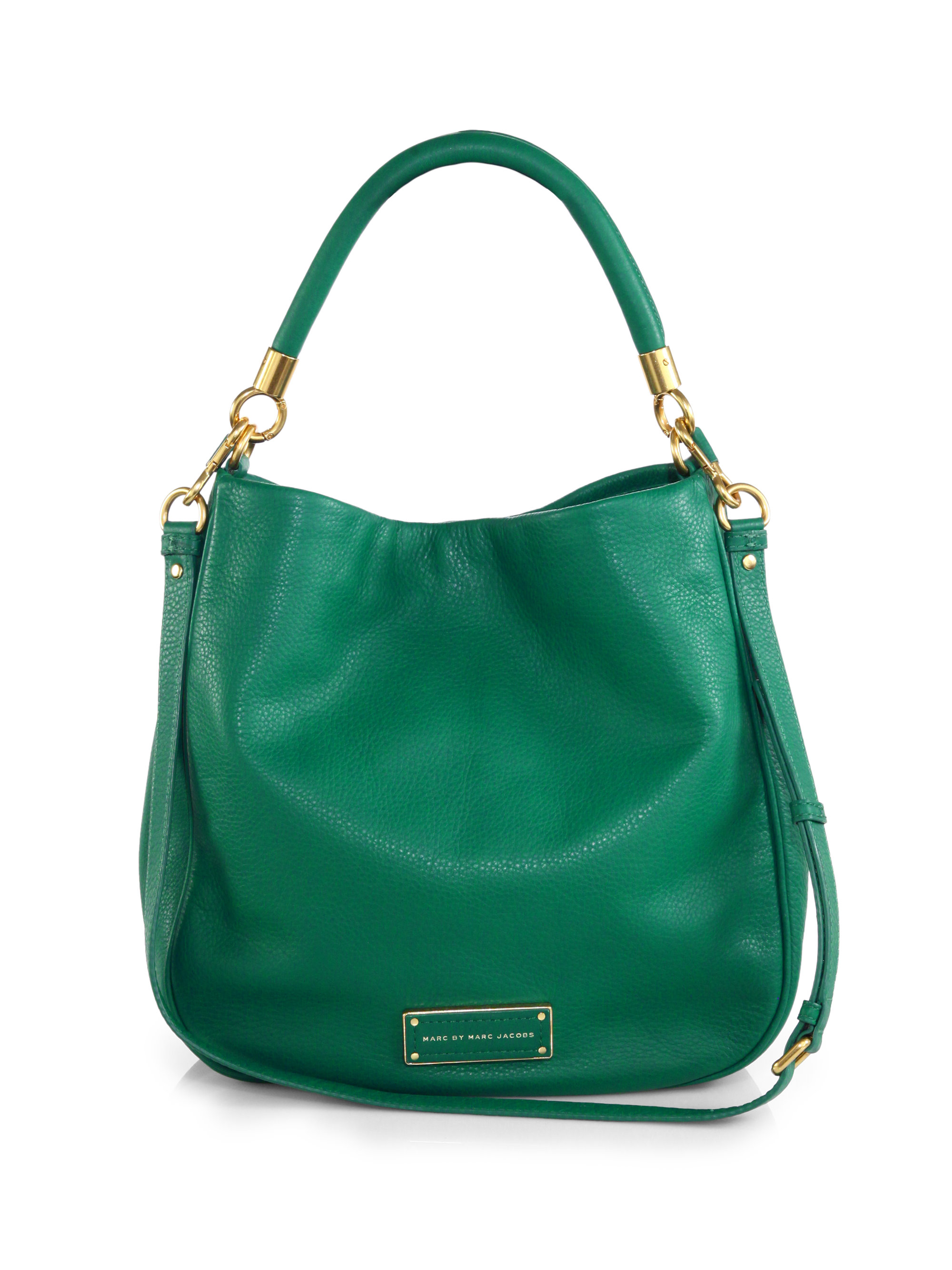 Marc by marc jacobs Too Hot To Handle Hobo Bag in Green | Lyst