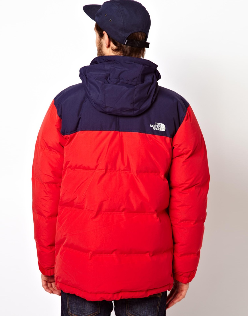 ... Lyst - Asos The North Face Seaworth Down Snowsport Jacket in ... ba9e7c446