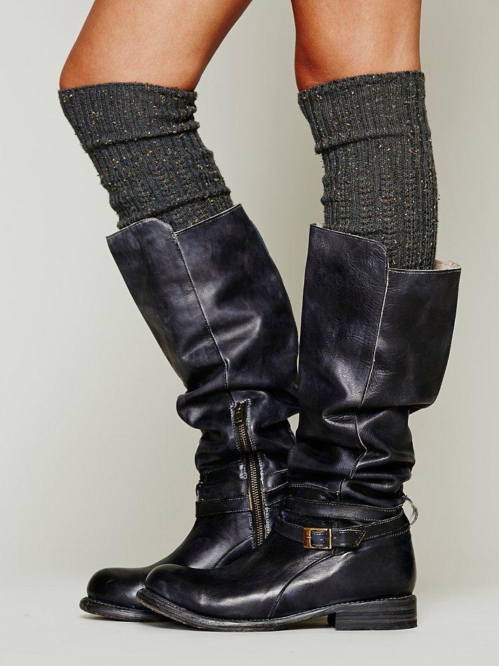 Lyst Bed Stu Bonnor Tall Boot In Black