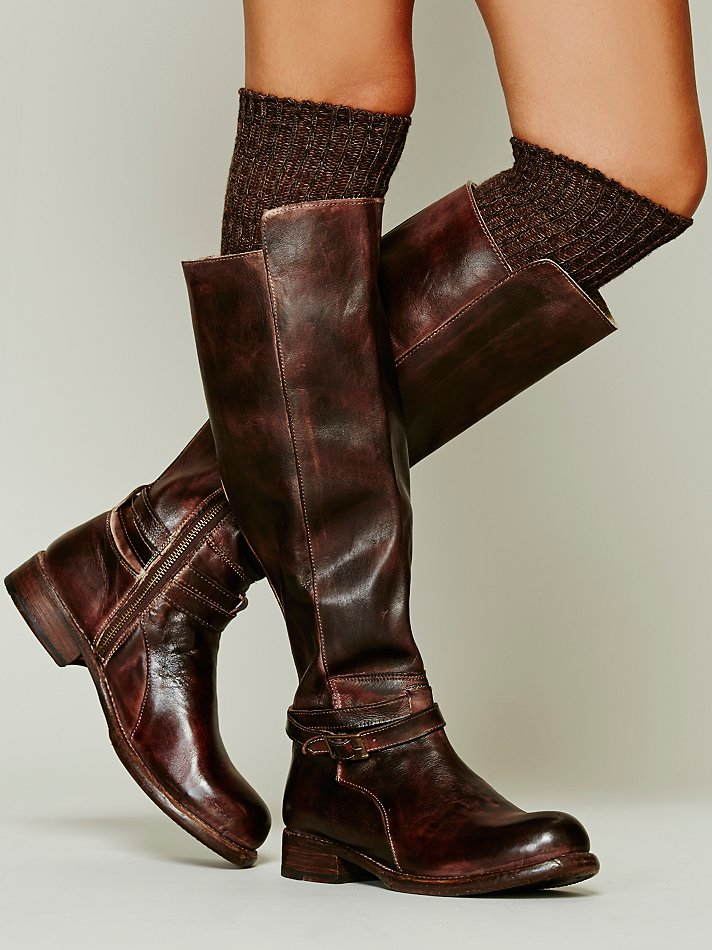 Lyst Bed Stu Bonnor Tall Boot In Brown