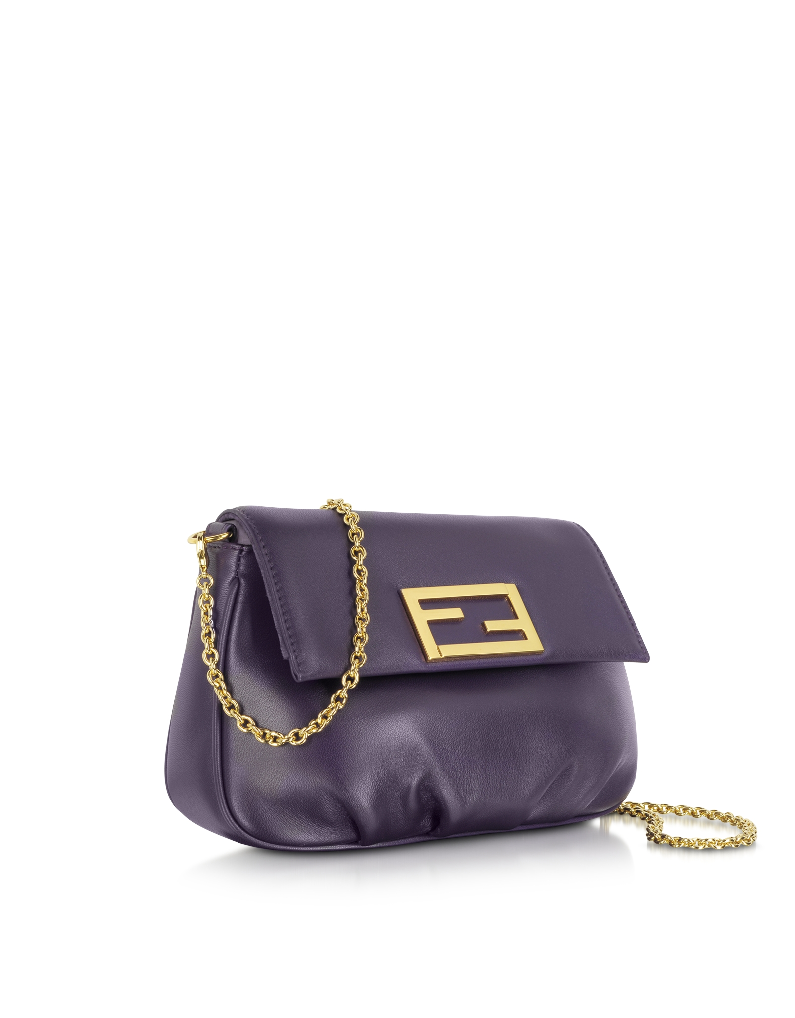 ... real lyst fendi mini pouch the sta crossbody bag in black f0295 868a7 b0f6b53946939
