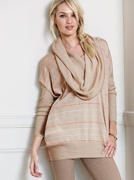 Victoria's Secret The Multiway Sweater in Beige (macadamia ...