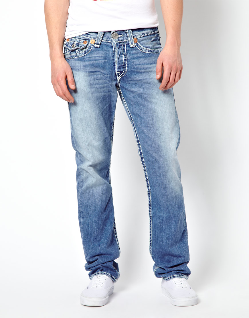 Lyst G Star Raw True Religion Jeans Jack Super T Regular