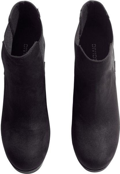 H&m Platform Boots in