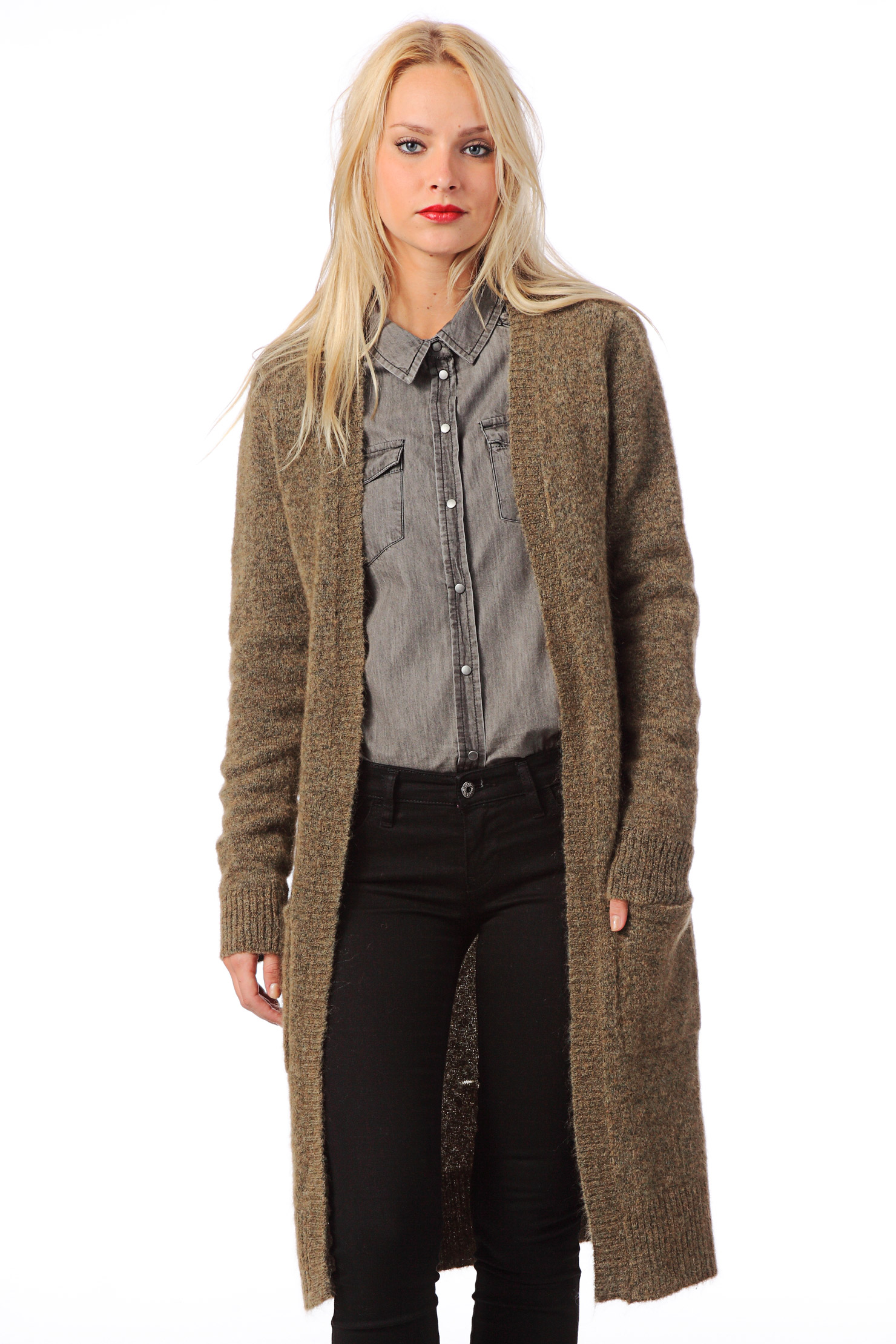 Face winter in style with a Brown Cardigan Sweater, a Ladies Brown Cardigan Sweater, Men's Brown Cardigan Sweater or Kids Brown Cardigan Sweater from Macy's.