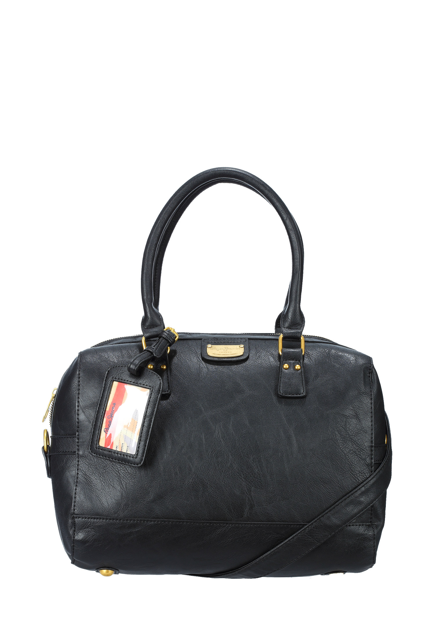 Pepe Jeans Town Bag Acc In Black Lyst