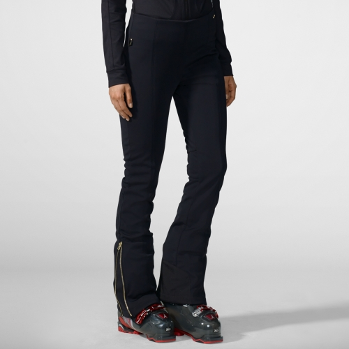 Rlx Ralph Lauren Stretch Ski Pant In Black Lyst