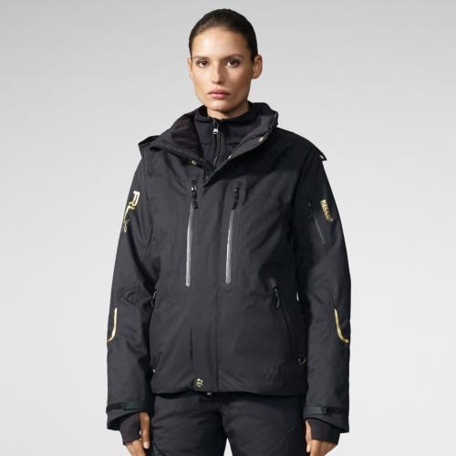 Rlx Ralph Lauren Vail Ski Jacket In Black Lyst