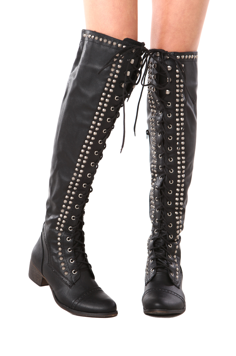 Find great deals on eBay for tall leather lace up boots. Shop with confidence.