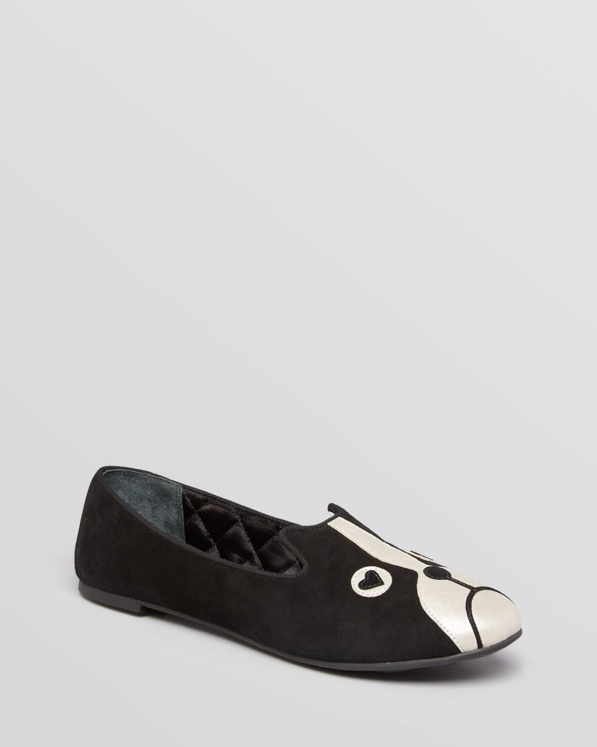 34e0c76664 Lyst - Marc By Marc Jacobs Smoking Flats Friends Of Mine Shorty Dog ...