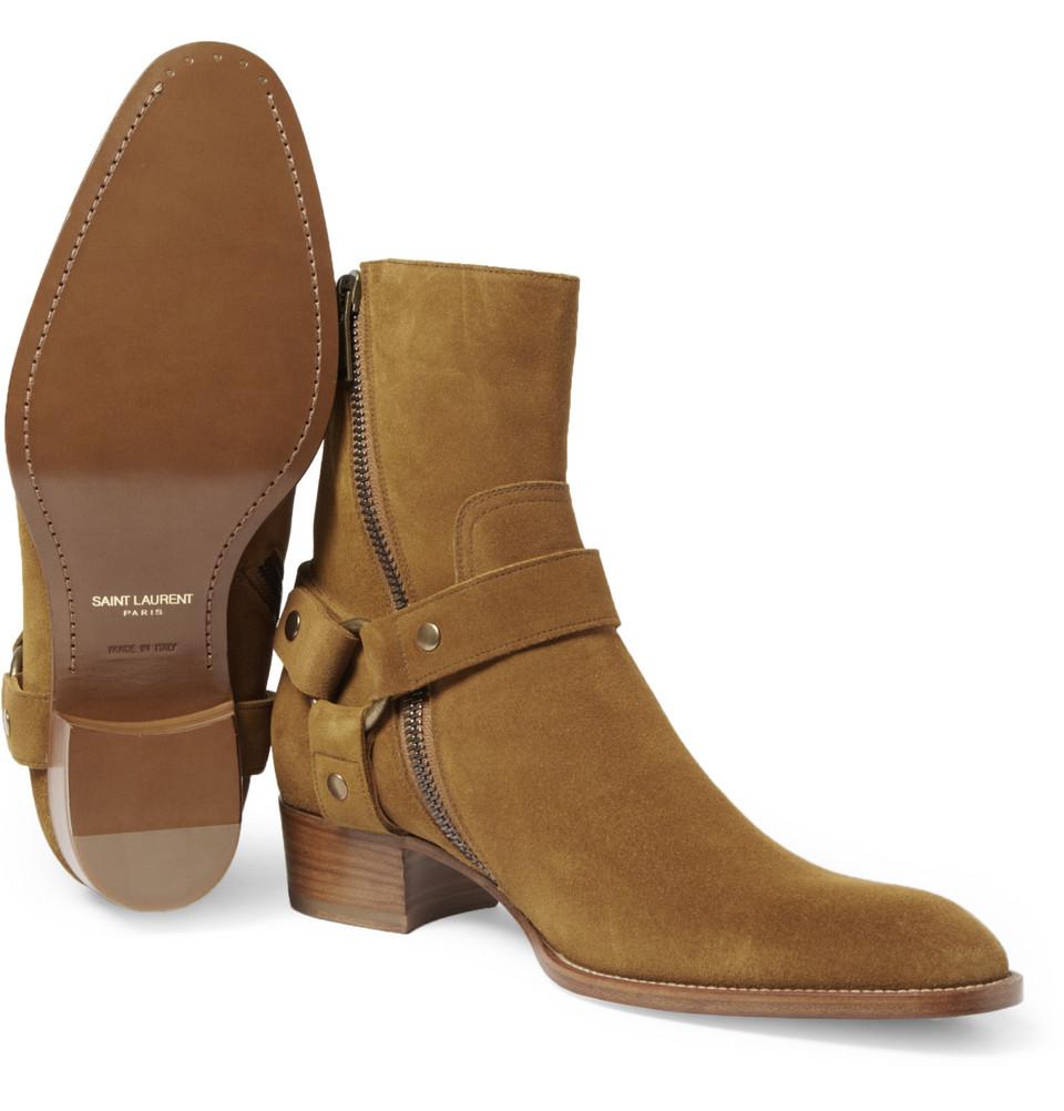Saint Laurent Mens Shoes