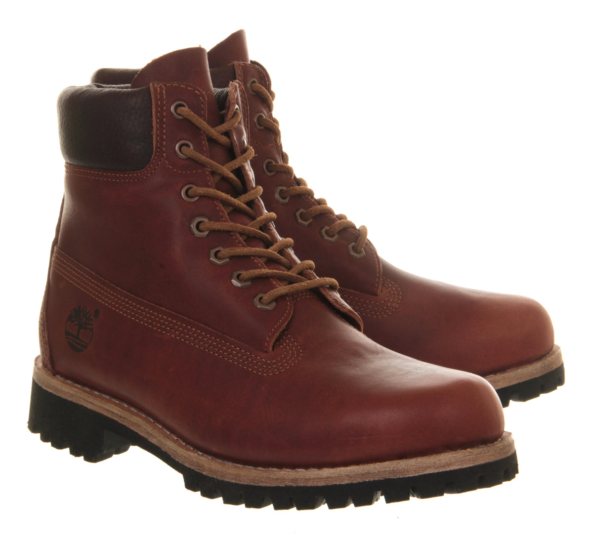 Lyst Timberland Earthkeepers Heritage Rugged Boots In