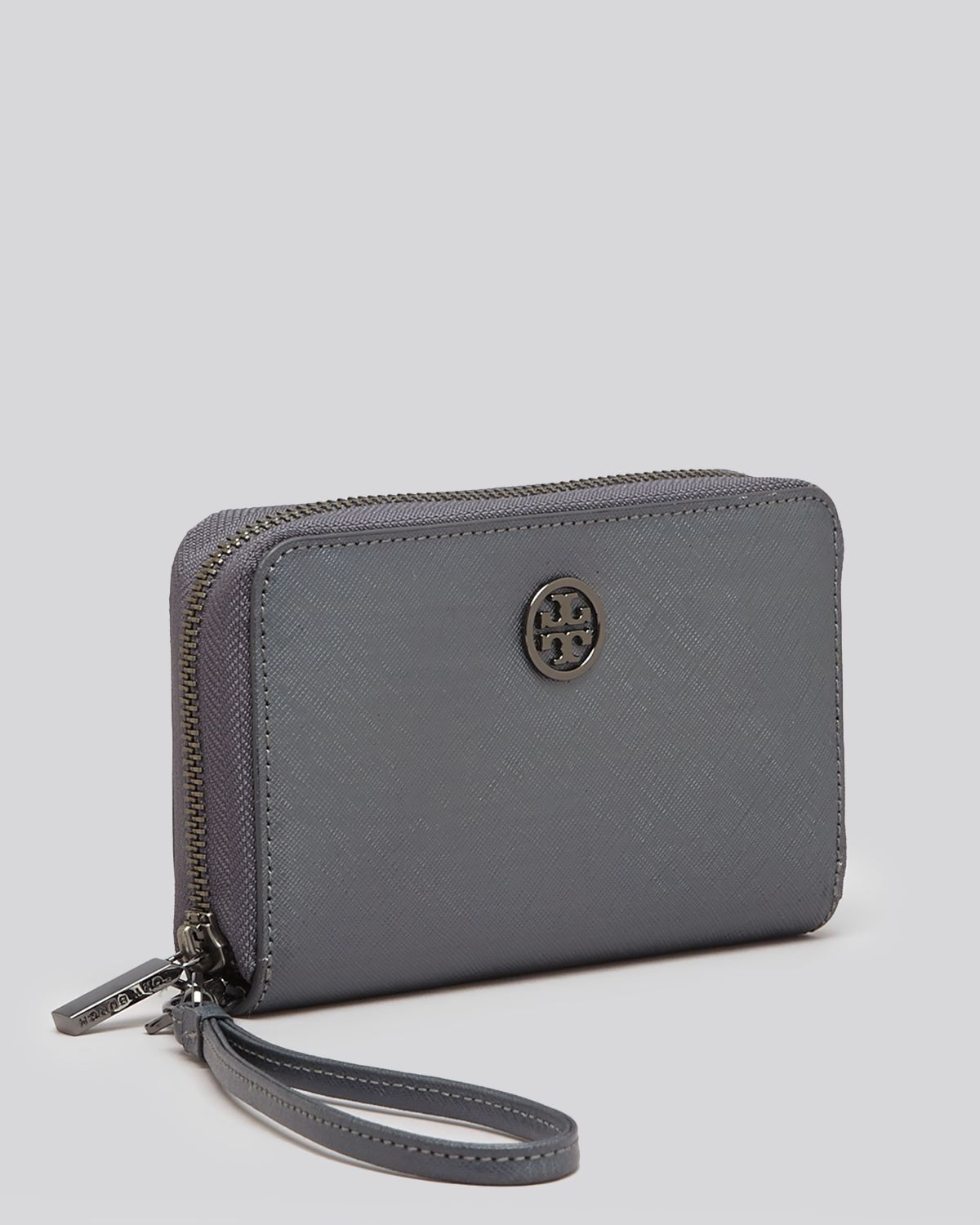 iphone 5 wristlet burch iphone 5 wristlet robinson ologram in gray lyst 11067
