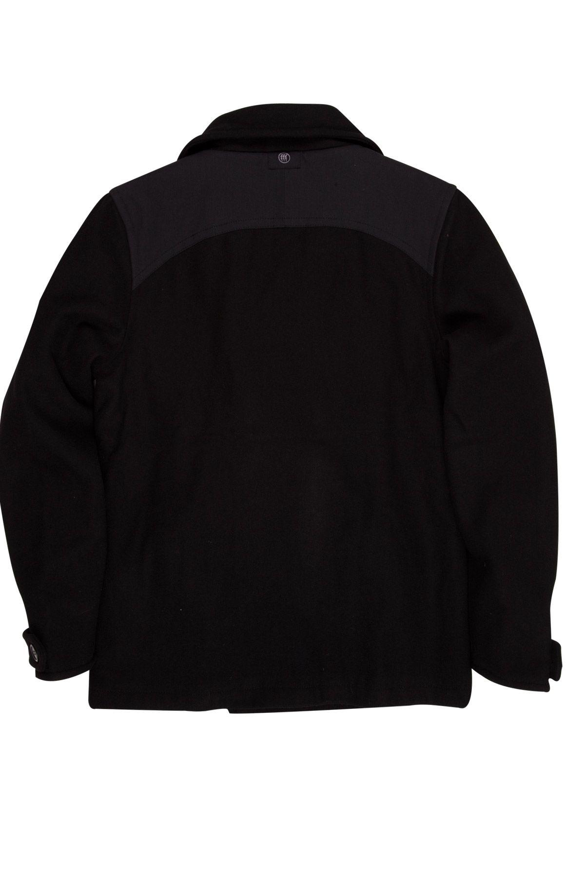 Fly 53 Wool Slovis Jacket in Black for Men