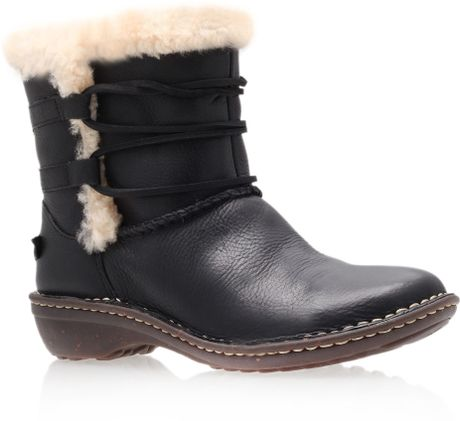 24b337d88c7 Ankle Ugg Boots Black - cheap watches mgc-gas.com