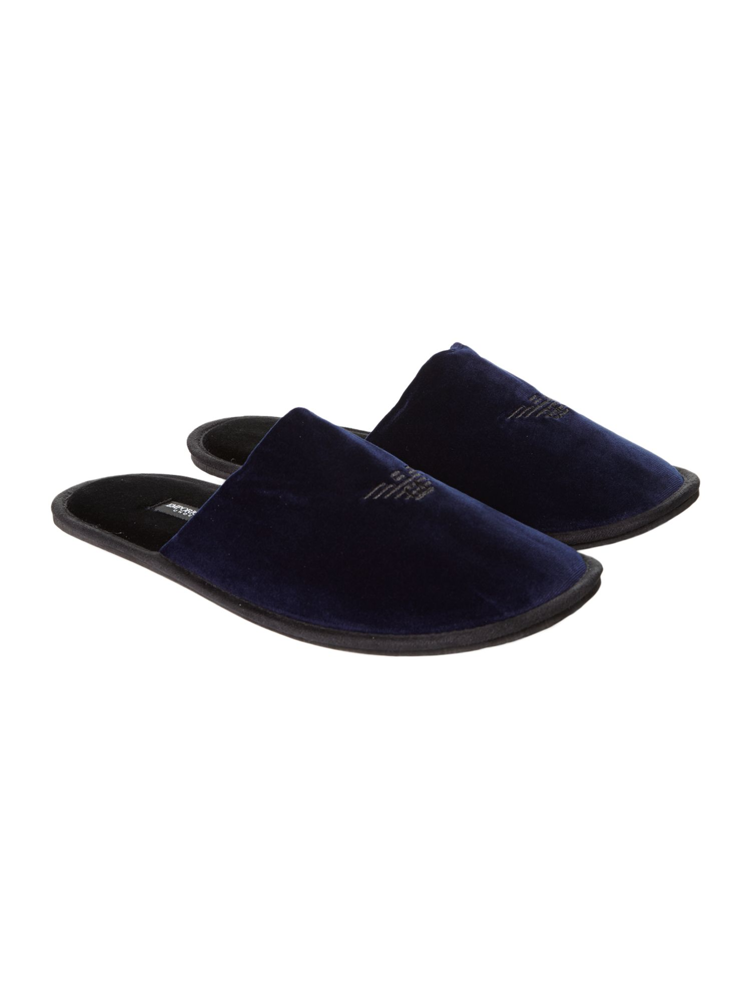 Armani slippers - Osborne chiropractic