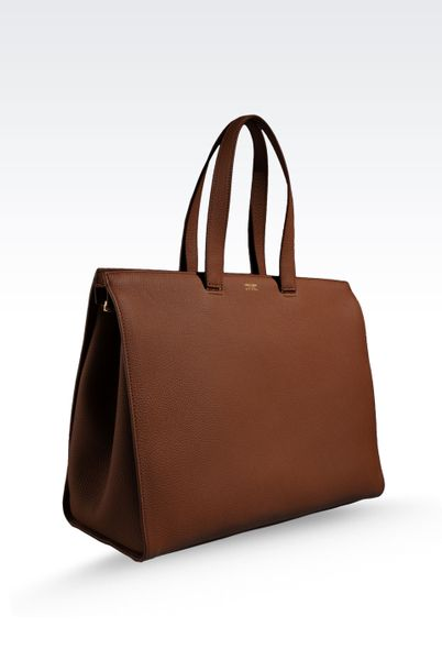 Armani Shopping Bag in
