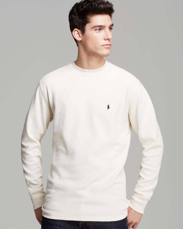 Ralph Lauren Mens Long Sleeve T Shirts 22ea84887da