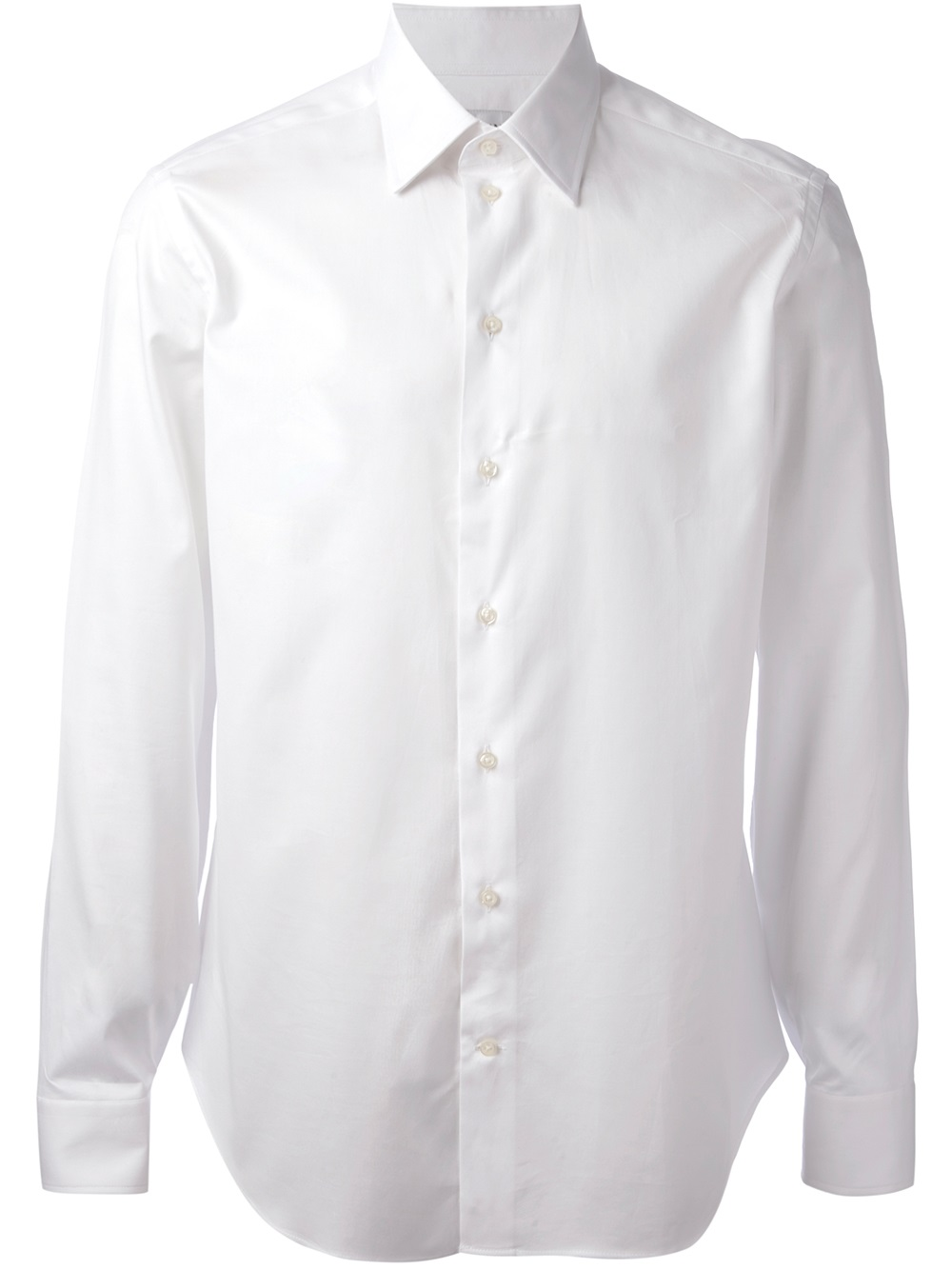 collared white shirt artee shirt