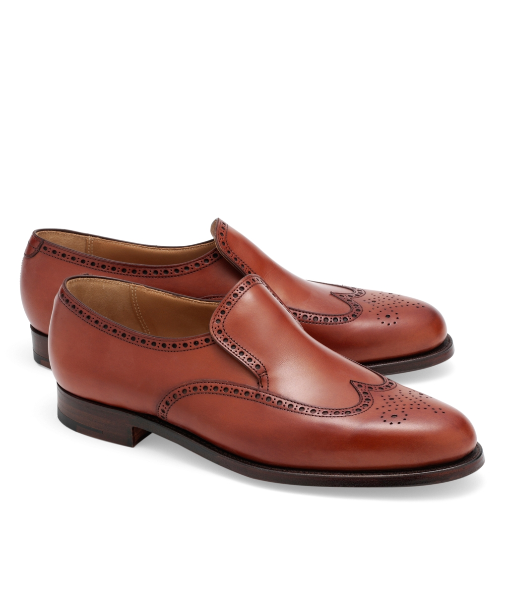 Brooks brothers Peal & Co.® Raywood in Brown for Men