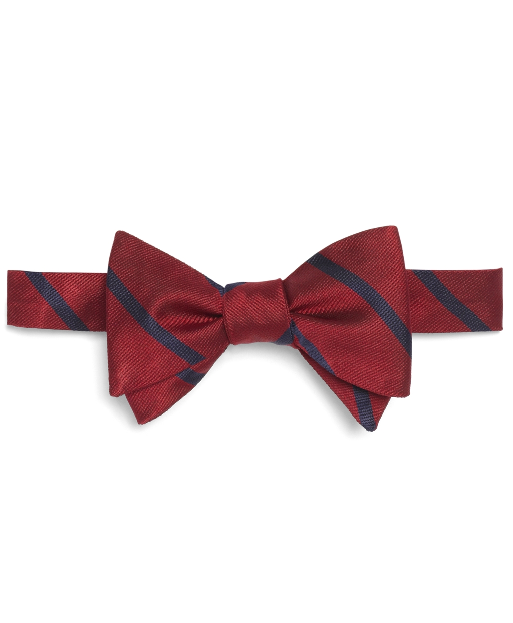 Lyst - Brooks Brothers Bb#3 Repp Bow Tie in Red for Men