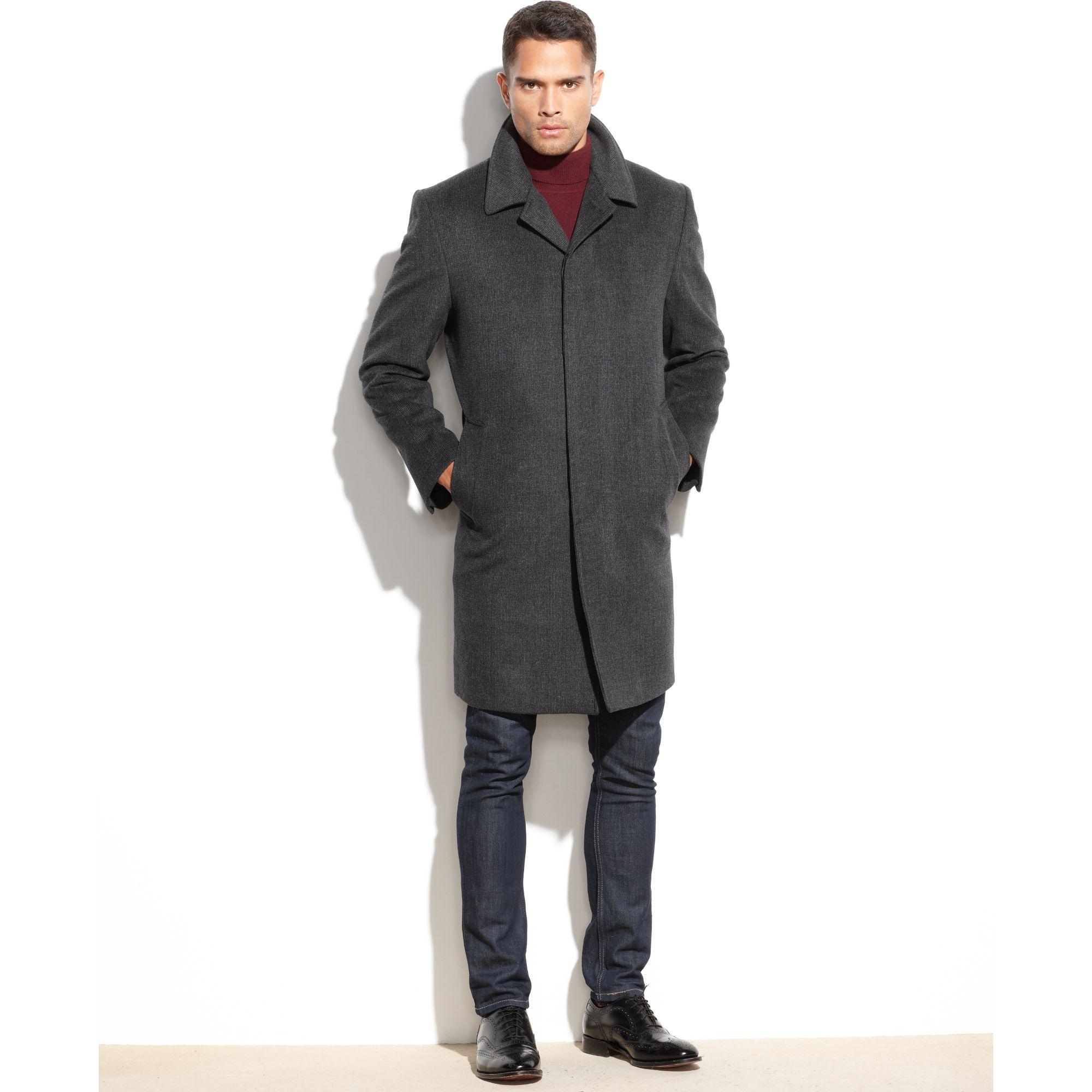 Boys overcoats