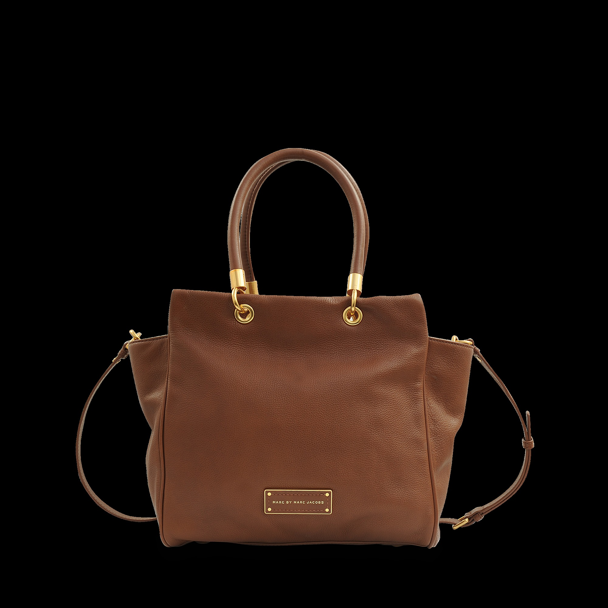Marc By Marc Jacobs Bentley Large Bag In Brown