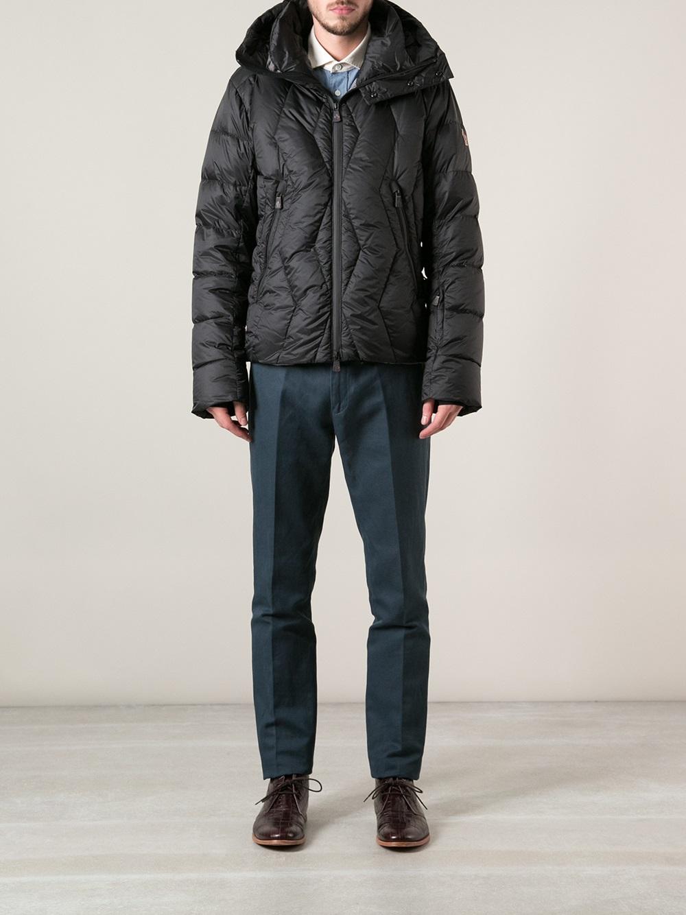 3 MONCLER GRENOBLE Kangri Jacket in Black for Men