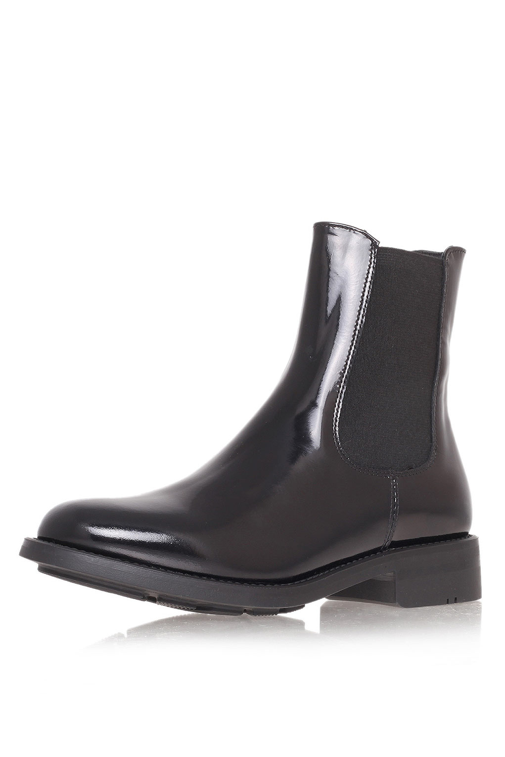 topshop seymour chelsea ankle boots by kurt geiger in