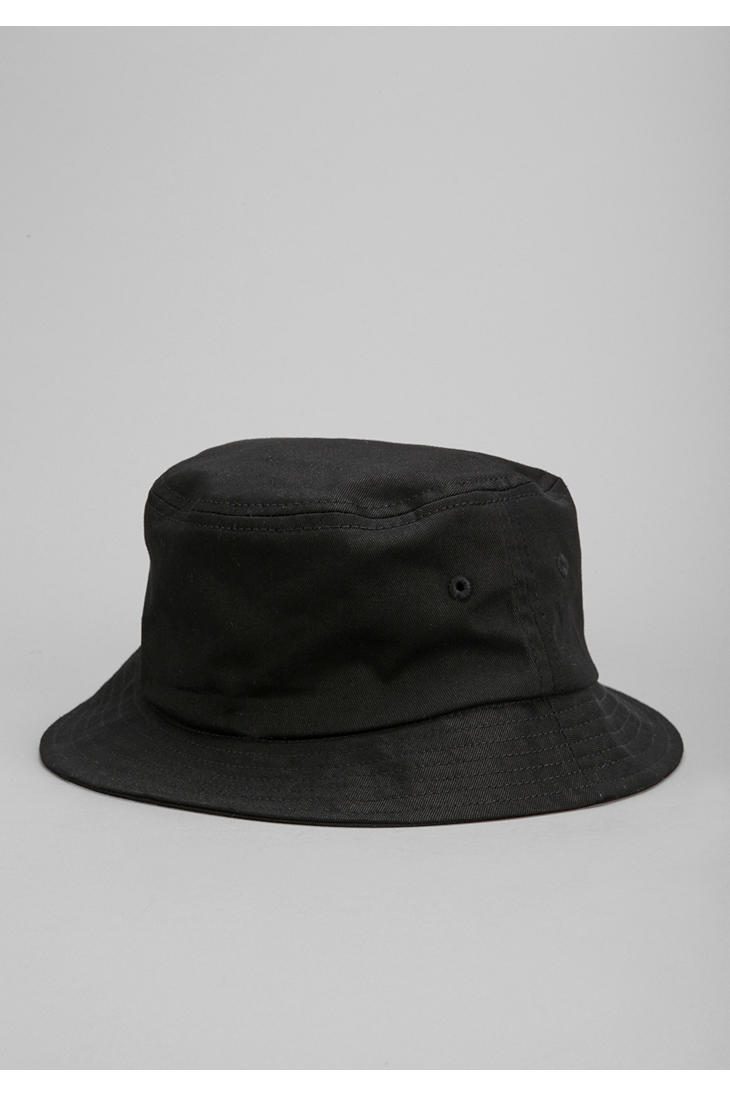 Lyst Urban Outfitters Stussy Classic Bucket Hat In Black