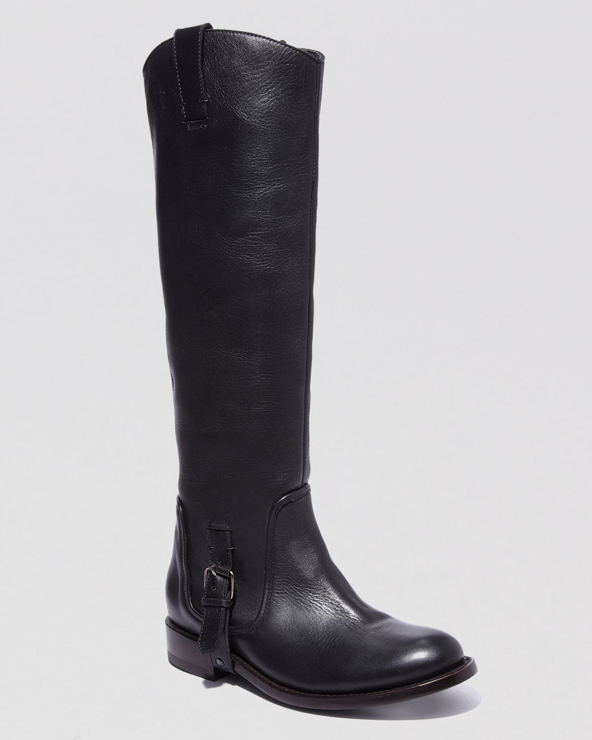 Lyst Dolce Vita Tall Riding Boots Luela In Black