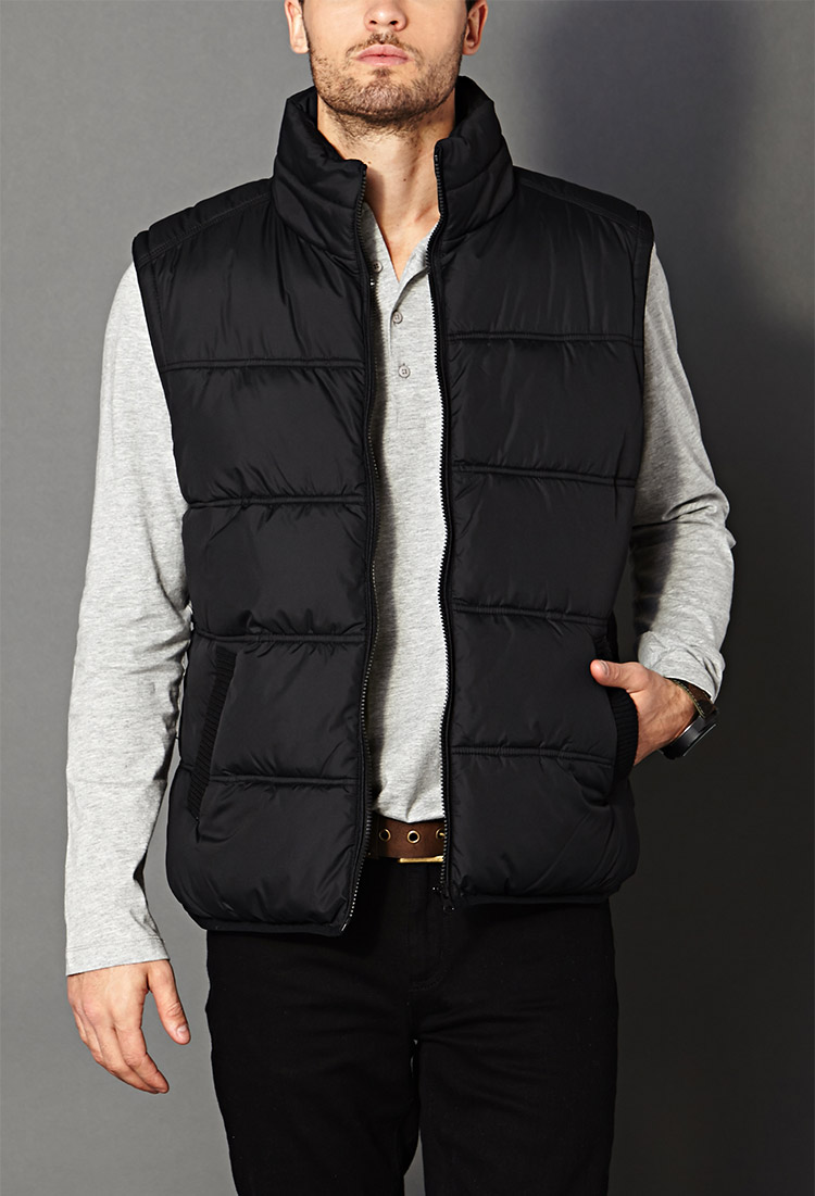Protect yourself, and look stylish doing it, with our choices of leather concealed carry vests for men. Eagle Leather offers an easy, comfortable, and casual way to bear arms.