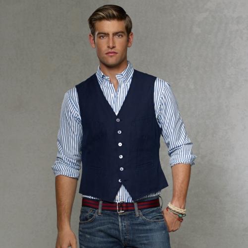 Polo Ralph Blue Vest Wescott Lauren Men For 5RcAjqL3S4